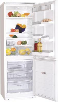 Холодильник с морозильником ATLANT ХМ 4012-081 - камеры хранения
