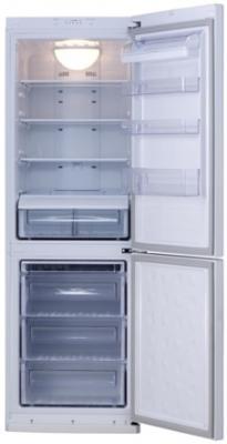 Холодильник с морозильником Samsung RL-41 SBSW - Общий вид