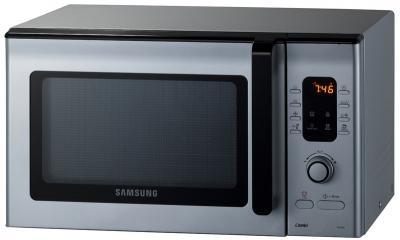 Микроволновая печь Samsung CE1073AR-S/BWT  - вид спереди