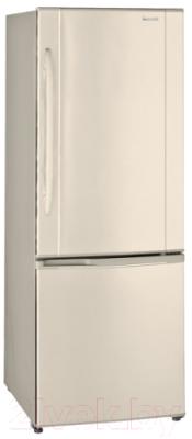 Холодильник с морозильником Panasonic NR-B591BR-C4 - вид спереди