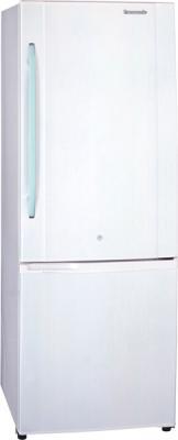 Холодильник с морозильником Panasonic NR-B591BR-W4 - общий вид