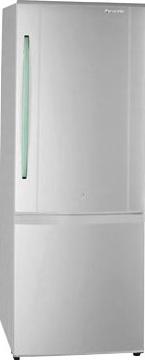 Холодильник с морозильником Panasonic NR-B591BR-X4 - вид спереди