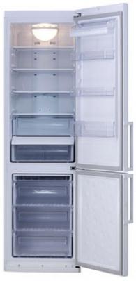 Холодильник с морозильником Samsung RL-41 ECSW - Общий вид