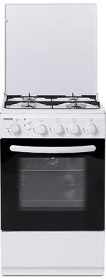 Кухонная плита ATLANT 2207-00 - вид спереди