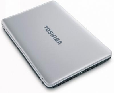 Ноутбук Toshiba Satellite L655-14E - вид сверху