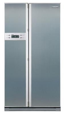 Холодильник с морозильником Samsung RS21HNTRS1 - общий вид