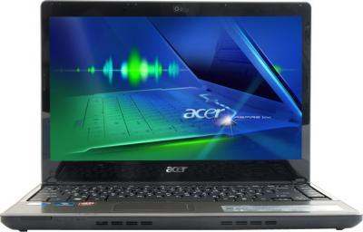 Ноутбук Acer Aspire 3820TG-373G32nss (LX.PY102.035) - фронтальный вид