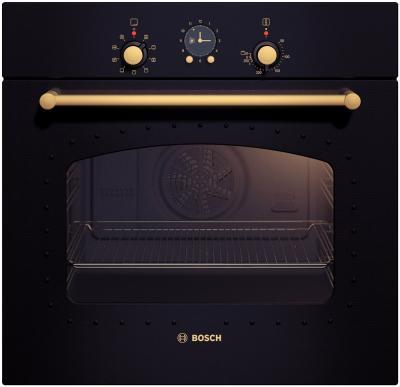 Электрический духовой шкаф Bosch HBA23RN61 - вид спереди