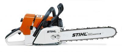 Бензопила/электропила Stihl MS 460 - Вид сбоку