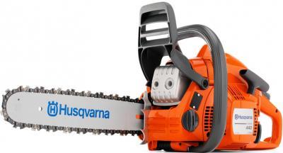 Бензопила цепная Husqvarna 440 e-series (967 15 58-45) - общий вид