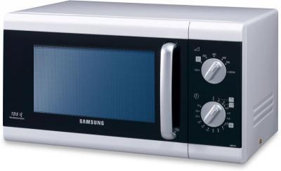 Микроволновая печь Samsung MW81WR/BWT  - вид спереди