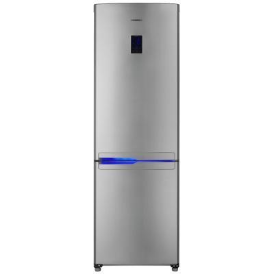 Холодильник с морозильником Samsung RL52VEBTS - общий вид