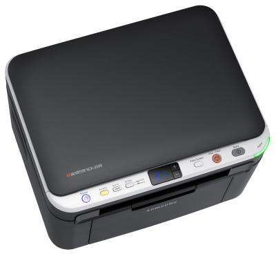 МФУ Samsung SCX-3200 - вид сверху