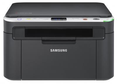 МФУ Samsung SCX-3200 - вид спереди