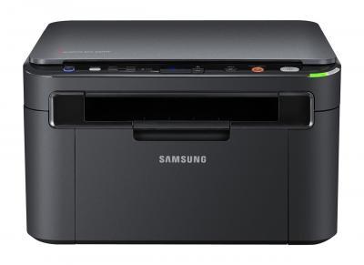 МФУ Samsung SCX-3205 - вид спереди