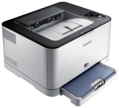 Принтер Samsung CLP-320 - общий вид