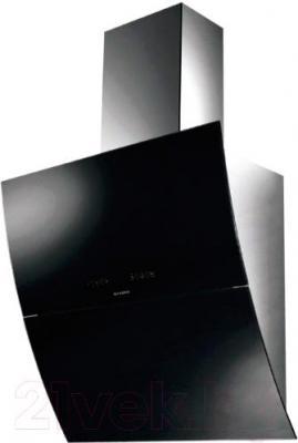 Вытяжка декоративная Faber Mirror BK PRO X/V A80 LOGIC - общий вид
