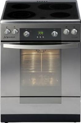 Кухонная плита MasterCook KC 7270 X - общий вид