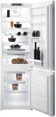 Холодильник с морозильником Gorenje NRK-ORA-W - Общий вид