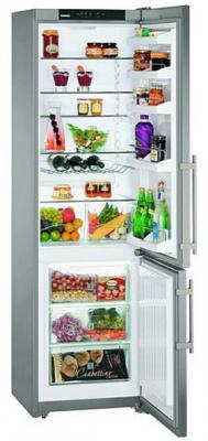 Холодильник с морозильником Liebherr CUesf 4023 - общий вид