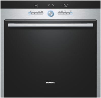 Электрический духовой шкаф Siemens HB76AT560 - Вид спереди