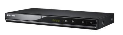 DVD-плеер Samsung DVD-C360 - общий вид