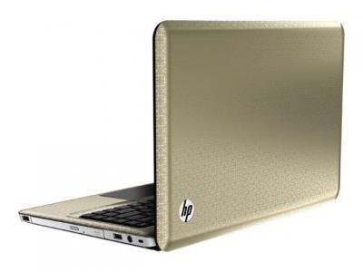 Ноутбук HP Pavilion dv6-3152er (XR551EA) - сбоку
