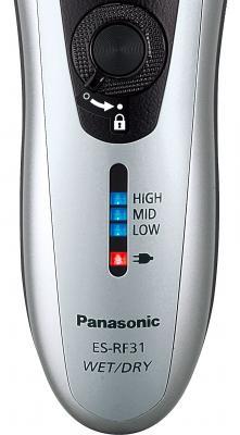 Электробритва Panasonic ES-RF31-S520 - индикация зарядки