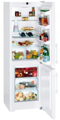 Холодильник с морозильником Liebherr CU 4023 - общий вид