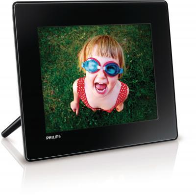 Цифровая фоторамка Philips SPF2307/10 - общий вид