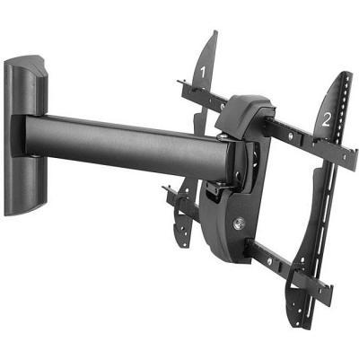 Кронштейн для телевизора Barkan 43 Black - общий вид