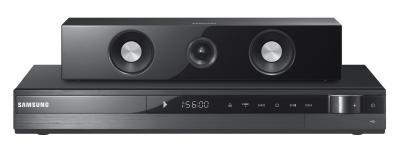Домашний кинотеатр Samsung HT-C455 - вид элементов