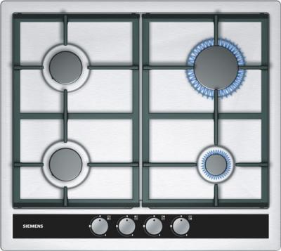 Газовая варочная панель Siemens EC645PB90R - вид сверху