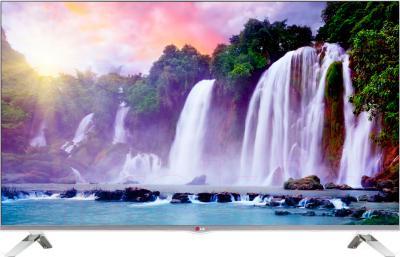 Телевизор LG 47LB677V - общий вид