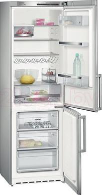 Холодильник с морозильником Siemens KG36VXL20R - в открытом виде