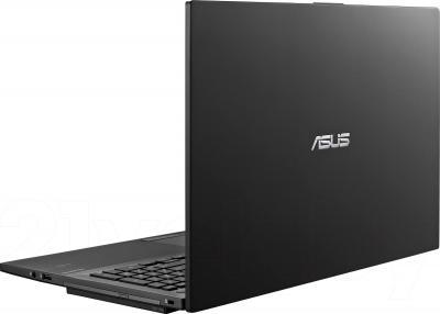 Ноутбук Asus B551LA-XO070G - вид сзади