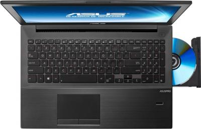 Ноутбук Asus B551LA-XO070G - вид сверху