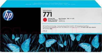 Картридж HP 771C (B6Y08A) - общий вид