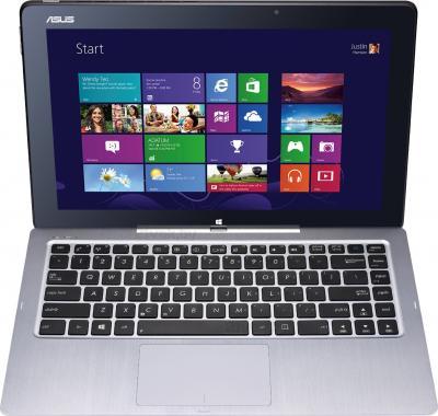 Ноутбук Asus T300LA-C4007P - общий вид