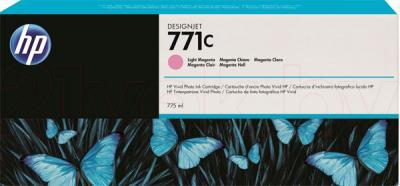 Картридж HP 771C (B6Y11A) - общий вид