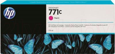 Картридж HP 771C (B6Y09A) - общий вид
