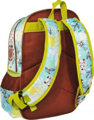 Школьный рюкзак Paso 13-1219 - вид сзади