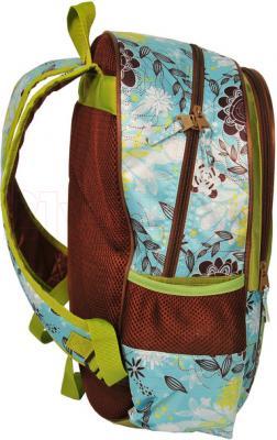 Школьный рюкзак Paso 13-1219 - вид сбоку