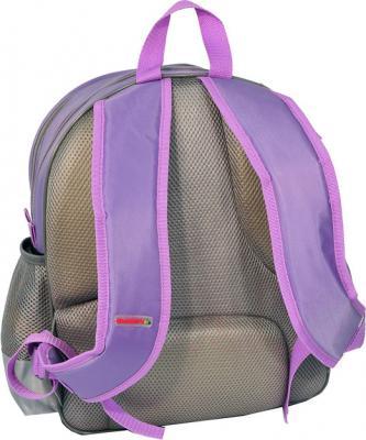 Школьный рюкзак Paso 13-157D - вид сзади