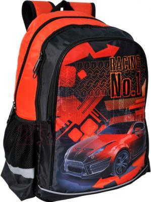 Школьный рюкзак Paso 14-081AU - общий вид