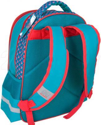 Школьный рюкзак Paso 14-1219S - вид сзади