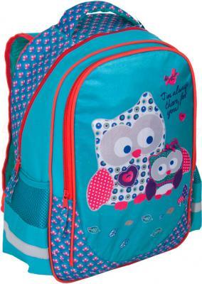 Школьный рюкзак Paso 14-1219S - вид спереди