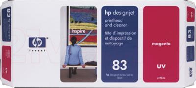 Печатающая головка HP 83 (C4962A) - общий вид