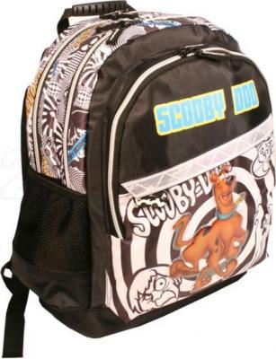 Школьный рюкзак Paso SDA-115 - вид спереди