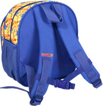 Школьный рюкзак Paso USD-309 - вид сзади